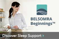 Discover Sleep Support With BELSOMRA Beginnings™