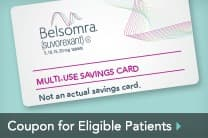 Savings Card for BELSOMRA® (suvorexant) C-IV