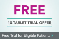 Free Trial Offer for BELSOMRA® (suvorexant) C-IV